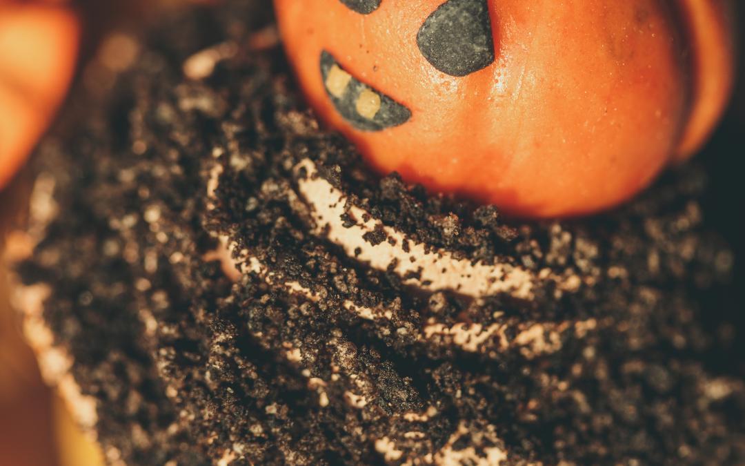 Crée ton muffin pour Halloween