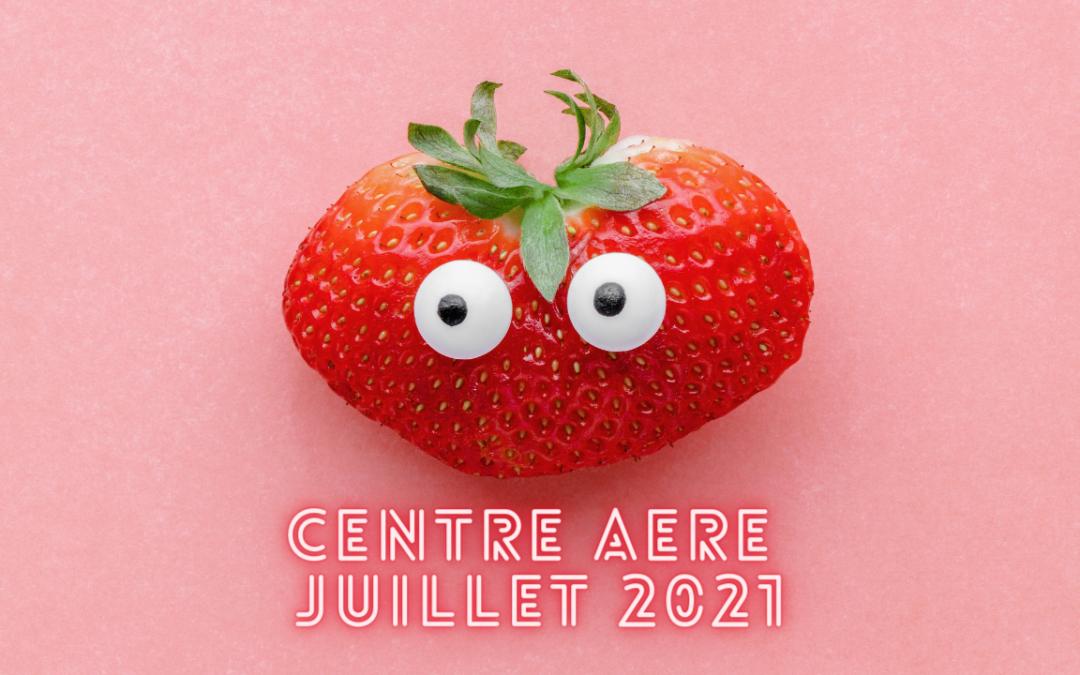 Centre aéré : Ramène Ta Fraise !